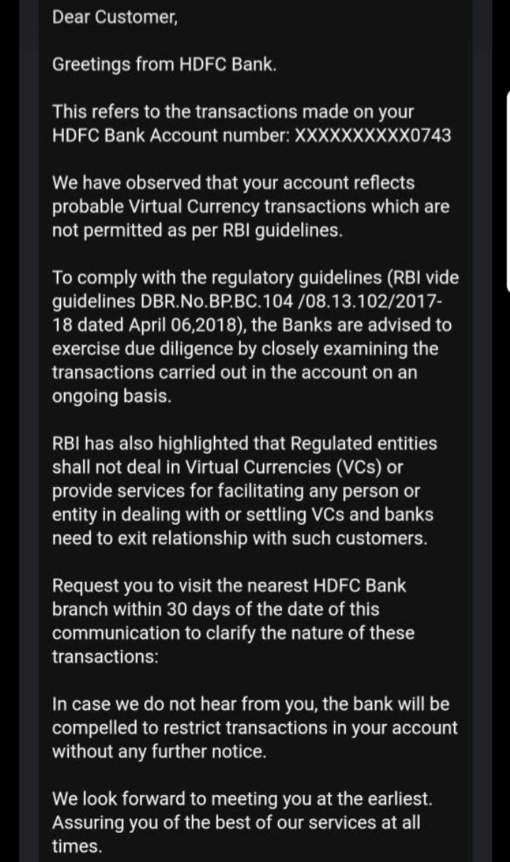 Latest RBI Stand On Cryptocurrency | Crypto Tax Consultant India | ITR
